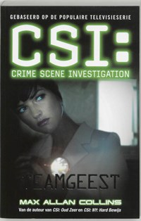 CSI: Teamgeest | M.A. Collins |
