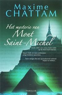 Het mysterie van Mont Saint-Michel   M. Chattam  