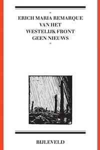 Van het westelijk front geen nieuws | Erich Maria Remarque |