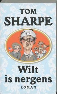 Wilt is nergens   T. Sharpe  