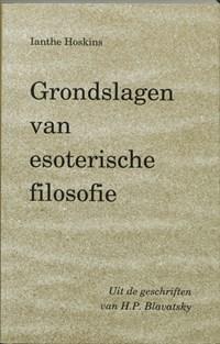 Grondslagen van esoterische filosofie   H.P. Blavatsky  