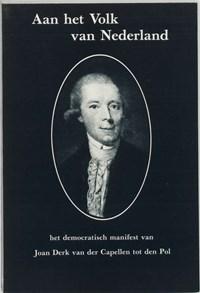 Aan het volk van Nederland | Joan Derk van der Capellen tot den Pol |
