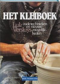 Het kleiboek | Luk Versluys |