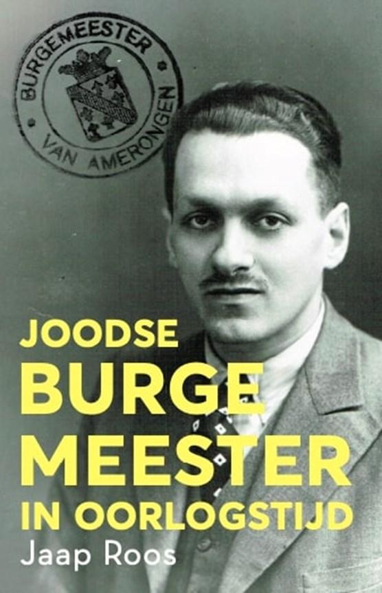 Joodse 'burgemeester' in oorlogstijd