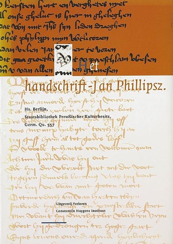 Het handschrift-Jan Phillipsz.