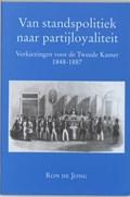 Van standspolitiek naar partijloyaliteit | R. de Jong |