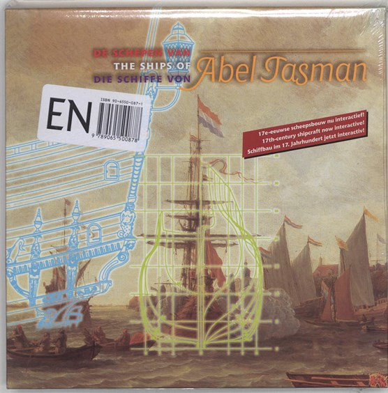 The ships of Abel Tasman