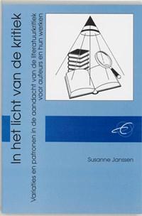In het licht van de kritiek | M.S.S.E. Janssen |