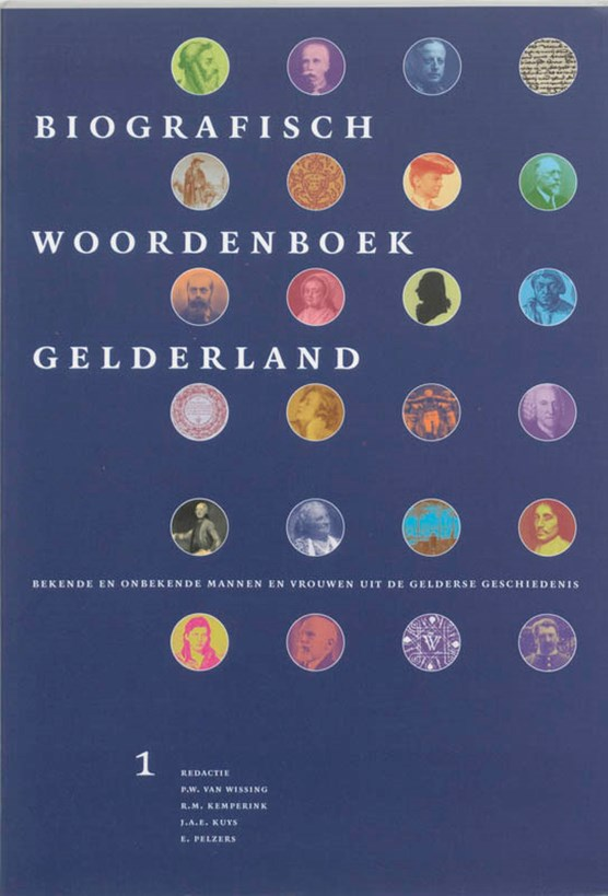 Biografisch woordenboek Gelderland 1