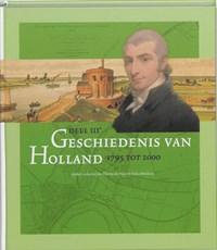 Geschiedenis van Holland IIIA 1795 tot 2000   T. de Nijs ; E. Beukers  