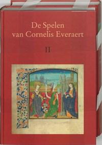 De spelen van Cornelis Everaert set 2 dln   C. Everaert  