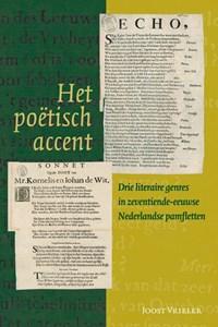 Het poetisch accent   J. Vrieler  