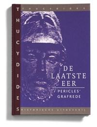 De laatste eer   Thucydides ; D. Rijser  