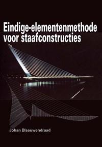 Eindige-elementenmethode voor staafconstructies | J. Blaauwendraad |