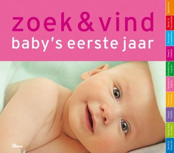 Zoek en vind baby's eerste jaar