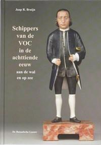 Schippers van de VOC in de achttiende eeuw | J.R. Bruijn |