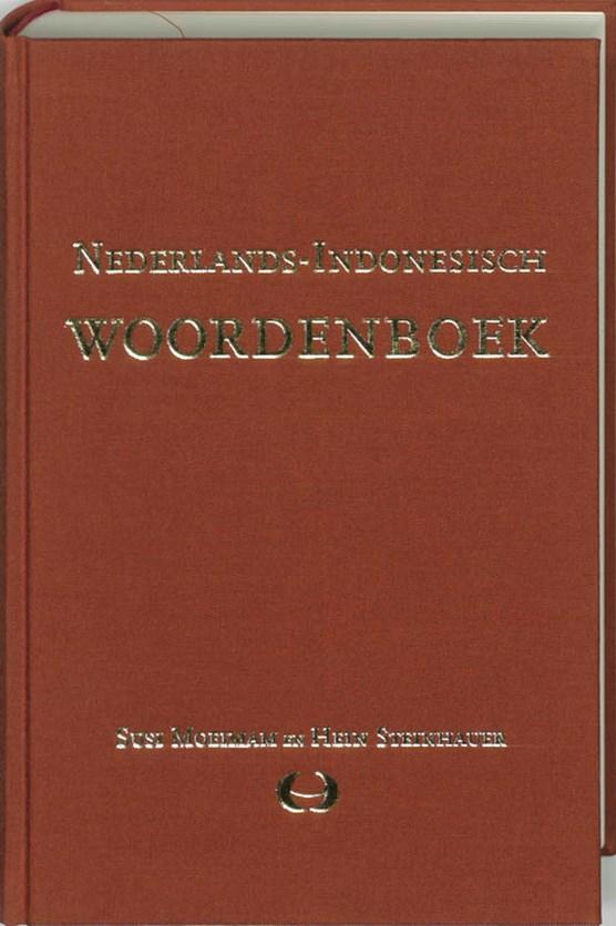 Nederlands-Indonesisch woordenboek