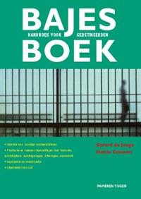 Bajesboek   G. De Jonge & H. Cremers  