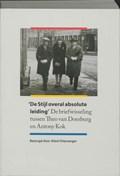 De Stijl overal absolute leiding | T. van Doesburg ; Auke Kok |