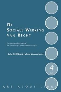 De sociale werking van recht | J. Griffiths ; H. Weijers |