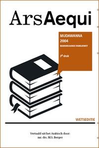 De Mudawwanah   auteur onbekend  