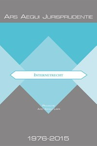Jurisprudentie Internetrecht 2015   Ars Aequi Libri  