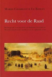 Recht voor de Raad | M.-C. le Bailly |