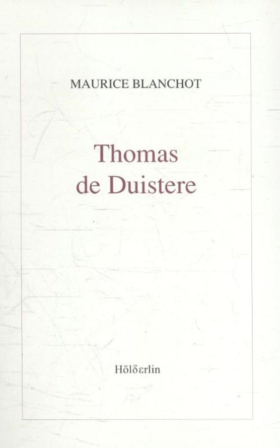 Thomas de Duistere