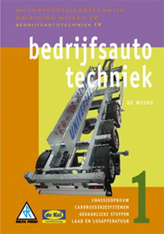 Bedrijfsautotechniek 1