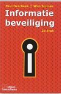 Informatiebeveiliging | P.L. Overbeek & W.H.M. Sipman |