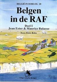Belgen in de RAF 1   J.L. Roba ; C. De Decker  