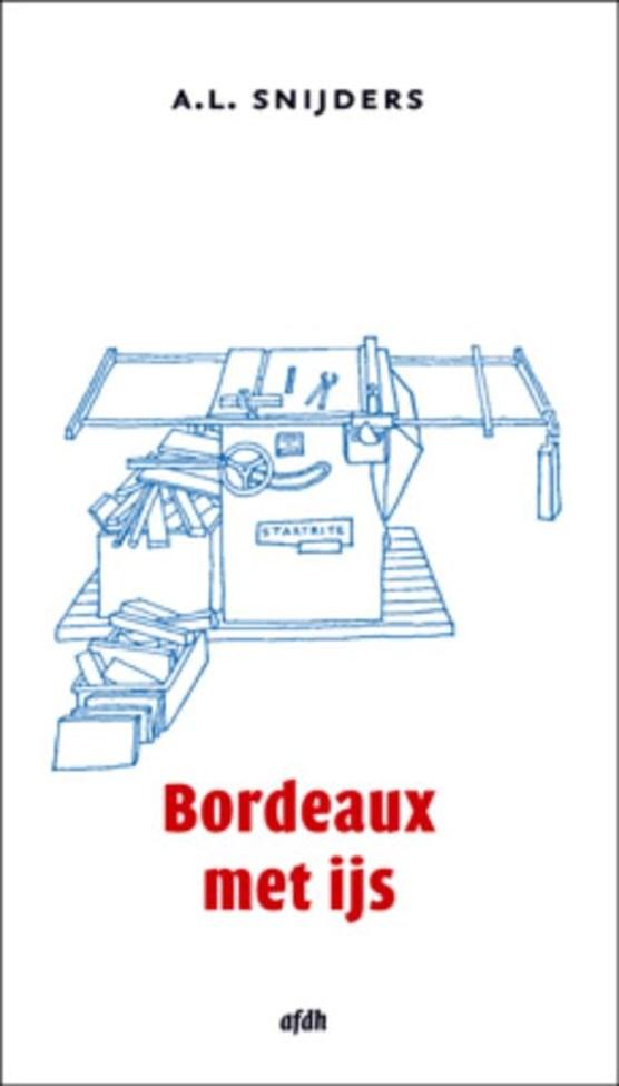 Bordeaux met ijs