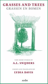 Grasses and trees. Grassen en bomen | A.L. Snijders | 9789072603586