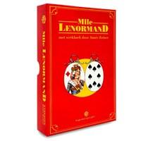 Lenormand waarzegkaarten set originele uitvoering   A. Lenormand  