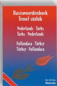 Basiswoordenboek Nederlands-Turks/Turks-Nederlands | M. Kiris |