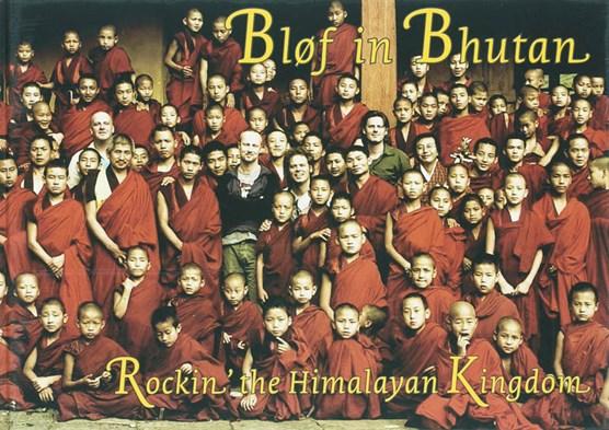 Bløf in Bhutan