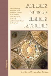 Werkboek moderne uurhoekastrologie   K.M. Hamaker-Zondag  