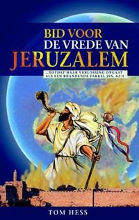 Bid voor de vrede van Jeruzalem   T. Hess  