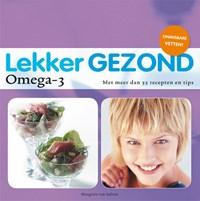 Lekker Gezond Omega-3   M. van Aalten  