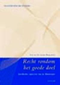 Recht rondom het goede doel | T.J. van der Ploeg |