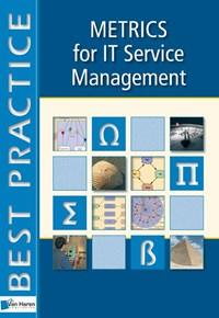 Metrics for IT service management   Peter Brooks  