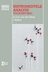 Instrumentele analyse voor het mlo | A.G.A. van der Meer ; J. Rijken |