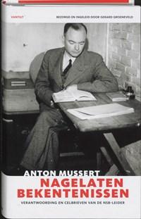 Nagelaten bekentenissen   A. Mussert  