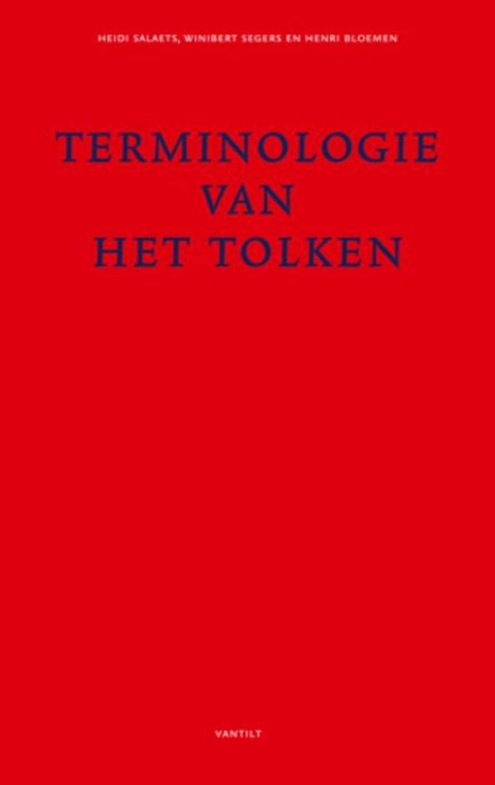 Terminologie van het tolken