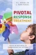 Pivotal response treatment   R.L. Koegel ; L. Kern Koegel  