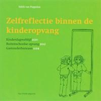 Zelfreflectie binnen de kinderopvang set   E. van Poppelen  
