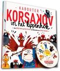Kabouter Korsakov in het kippenhok | Philip Maes ; Koen Brandt |