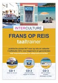 Interculture Frans op reis taaltrainer 3 CD's | auteur onbekend |