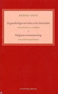 De genadereligie van India en het christendom . Religieuze overeenstemmingen | R. Otto |
