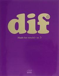 DIF 3 | auteur onbekend |